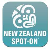 New Zealand Spot-On iPhone App