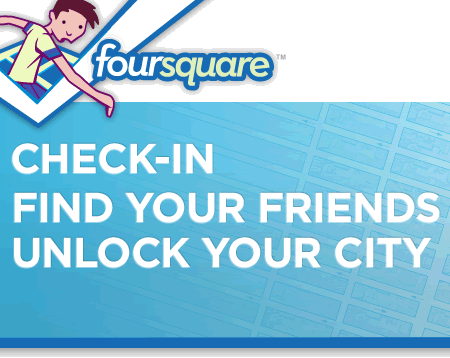 Foursquare for tourism