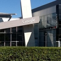 Google head quarters